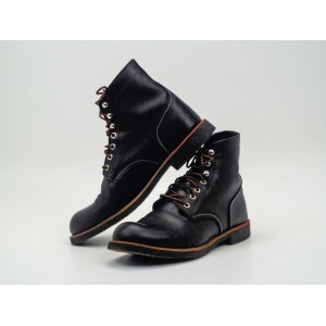 Mотоботы RED WING SHOES 8085 BLACK 43